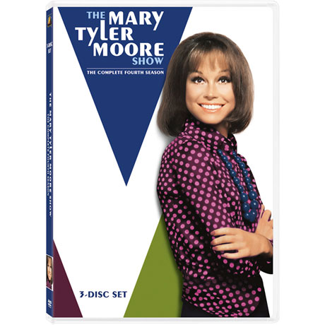 The Mary Tyler Moore Show: The Complete Fourth Season DVD