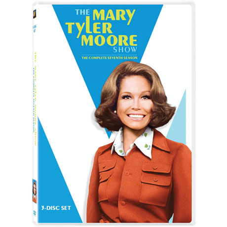 The Mary Tyler Moore Show: The Complete Seventh Season DVD
