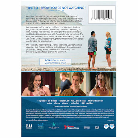 800 Words: Season 2, Part 2 DVD