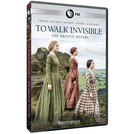 To Walk Invisible: The Bronte Sisters DVD