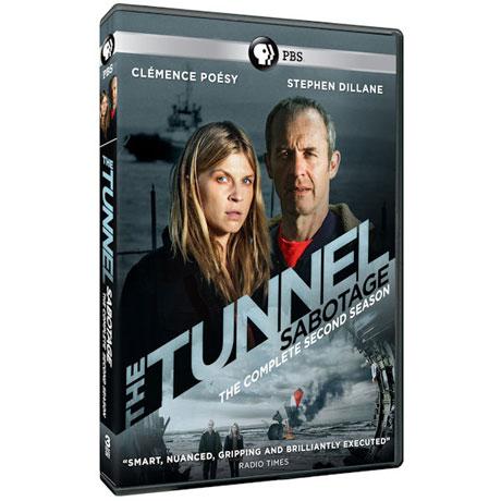 The Tunnel: Season 2 (UK Edition) DVD & Blu-ray