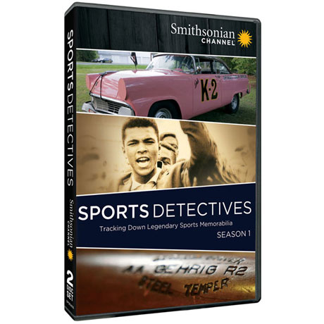 Sports Detectives: Season 1 DVD