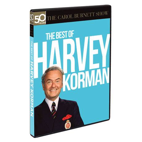 The Best of Harvey Korman DVD