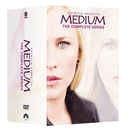 Medium: The Complete Series DVD
