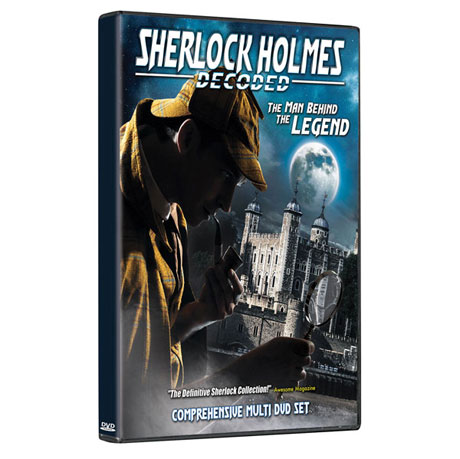 Sherlock Holmes Decoded: The Man Behind the Legend DVD