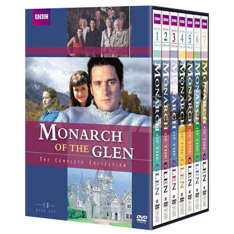 Monarch of the Glen: The Complete Collection DVD