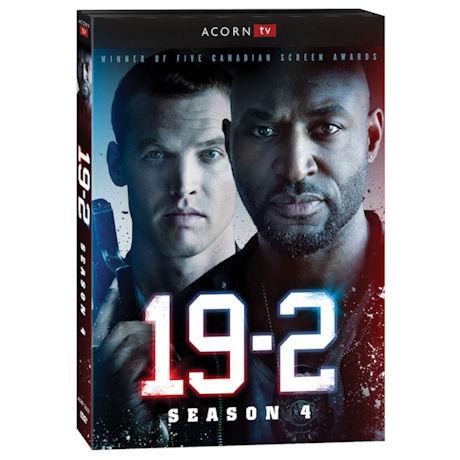 19-2: Season 4 DVD