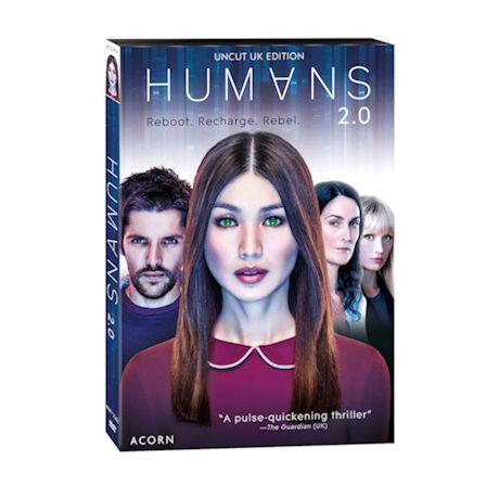 Humans: 2.0 (Series 2) DVD & Blu-ray