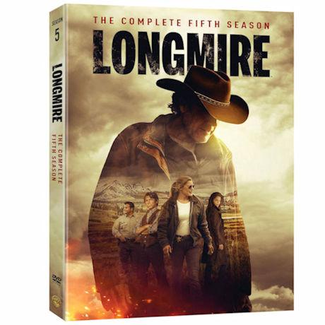 Longmire: The Complete Fifth Season DVD