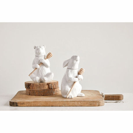 Ceramic Honey Bear