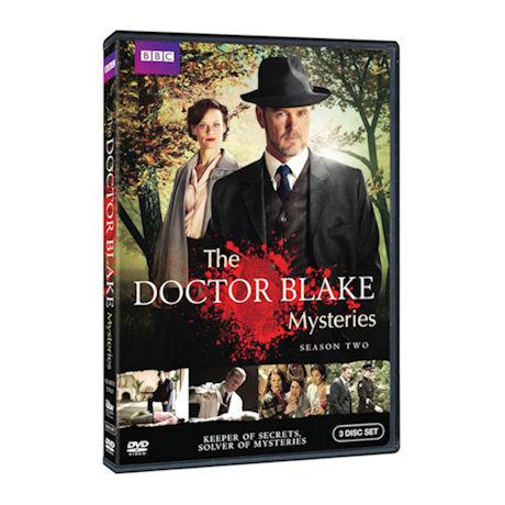 Doctor Blake Mysteries: Season 2 DVD