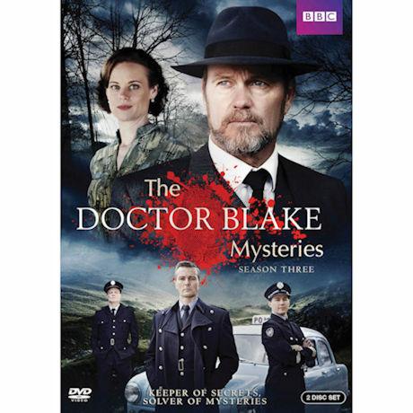 Doctor Blake Mysteries: Season 3 DVD