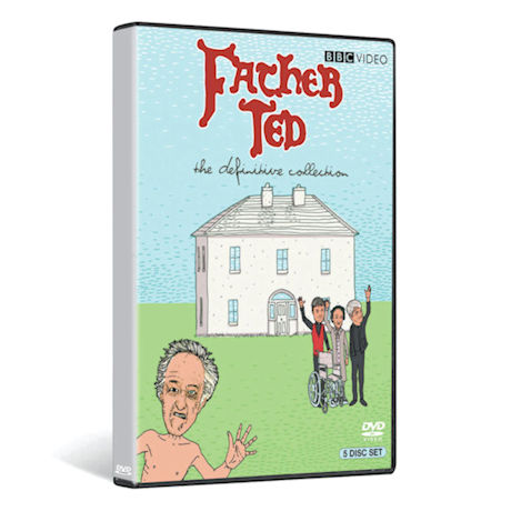 Father Ted: The Definitive Collection DVD