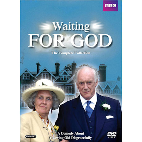 Waiting For God: The Complete Series DVD