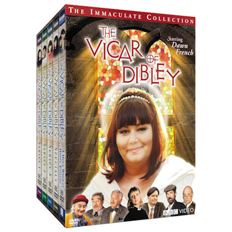 Vicar Of Dibley: The Immaculate Collection DVD