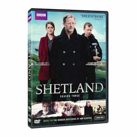 Shetland: Season 3 DVD