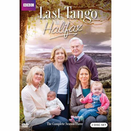 The Last Tango in Halifax: Season 3 DVD