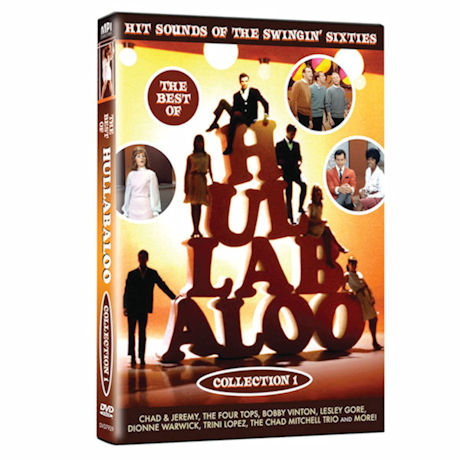 The Best of Hullabaloo: Collection 1 DVD