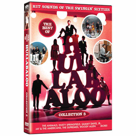 The Best of Hullabaloo: Collection 3 DVD