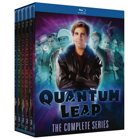 Quantum Leap: The Complete Series DVD & Blu-ray