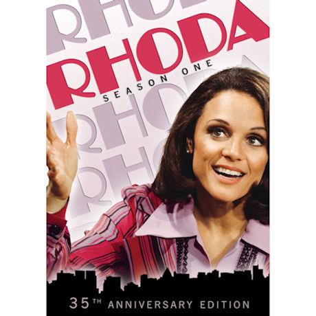 Rhoda: Season 1 DVD