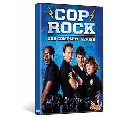 Cop Rock: The Complete Series DVD