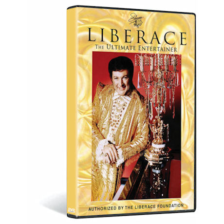 Liberace: The Ultimate Entertainer DVD