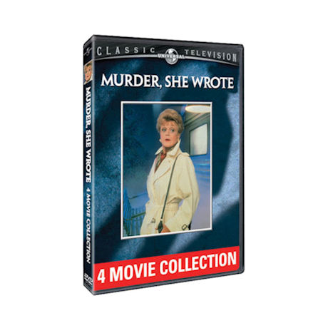 Murder, She Wrote: 4 Movie Collection DVD