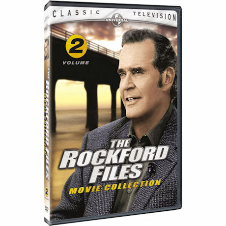 The Rockford Files: Movie Collection - Volume 2 DVD