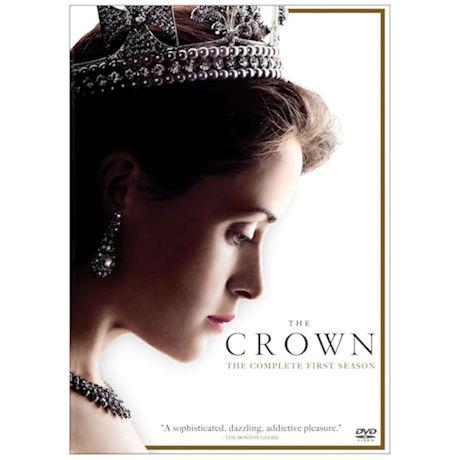 The Crown: Season 1 DVD & Blu-ray