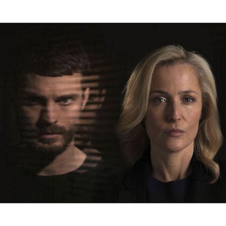 The Fall: Series 3  DVD & Blu-ray