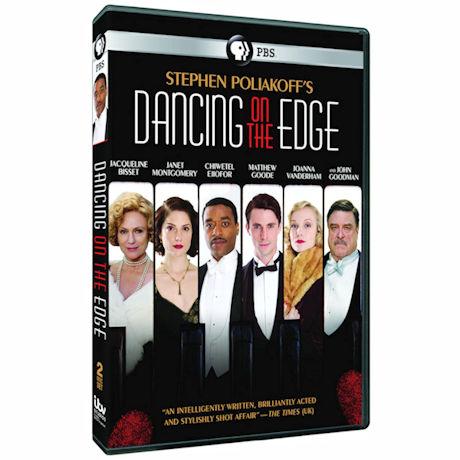 Dancing on the Edge DVD & Blu-ray