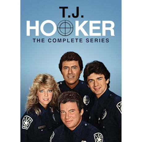 TJ Hooker :The Complete Series DVD