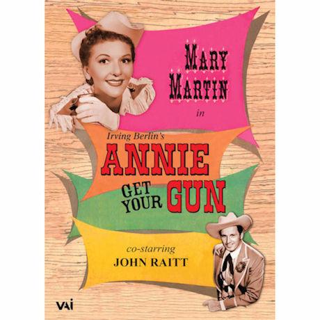 Annie Get Your Gun DVD