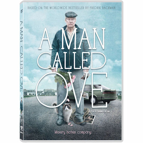 A Man Called Ove DVD & Blu-ray