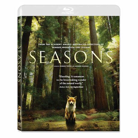 Seasons DVD & Blu-ray