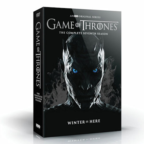 Game of Thrones Season 7 DVD & Blu-ray