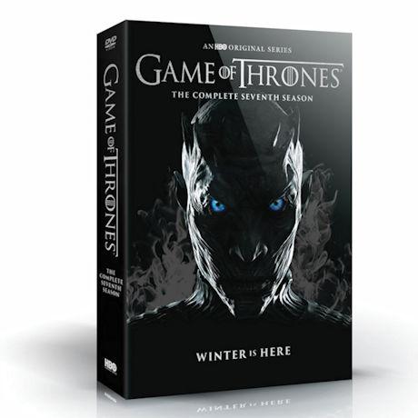 Game of Thrones Season 7 DVD & Blu-ray