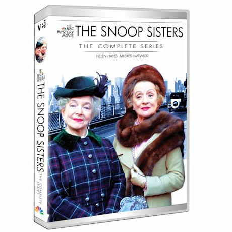 Snoop Sisters: The Complete Series DVD