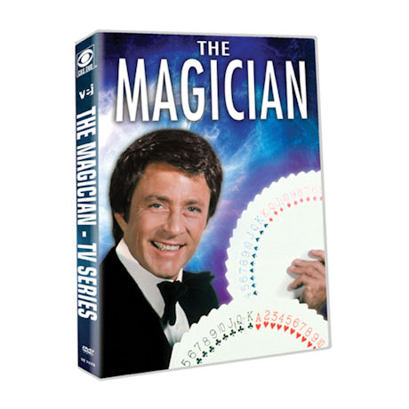 The Magician DVD