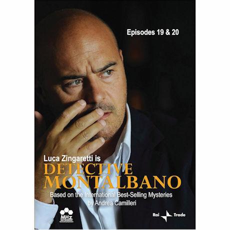 Detective Montalbano Episodes 19-20 DVD