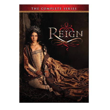 Reign: The Complete Series DVD