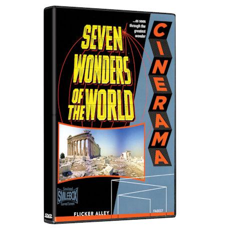 Seven Wonders of the World Blu-ray/DVD Combo