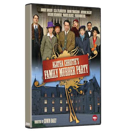 Agatha Christie's Family Murder Party DVD