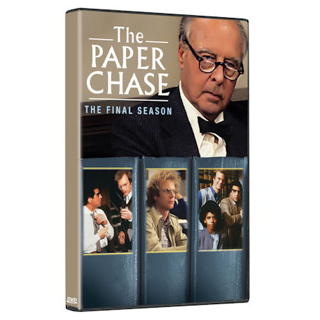 The Paper Chase: The Final Season DVD