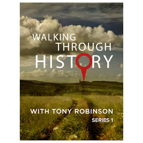 Walking Through History with Tony Robinson: Series 1 DVD
