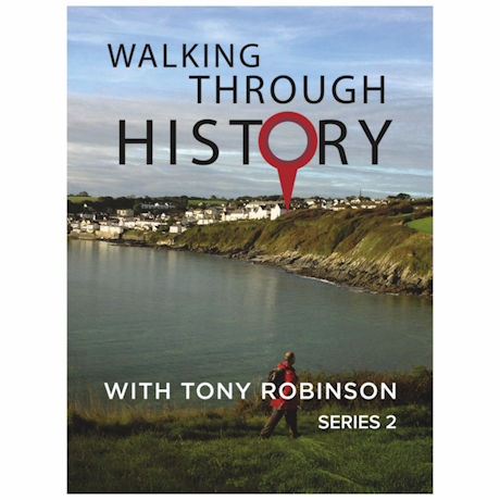 Walking Through History with Tony Robinson: Series 2 DVD