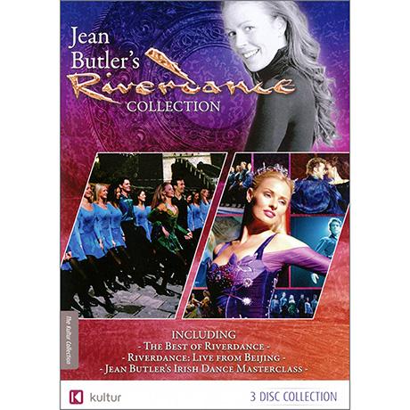 Jean Butler's Riverdance Collection DVD