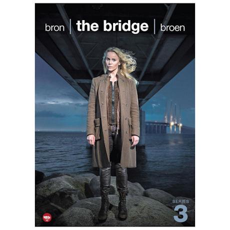 The Bridge: Season 3 DVD