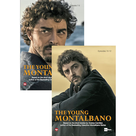 Young Montalbano: Episodes 7-12 DVD
